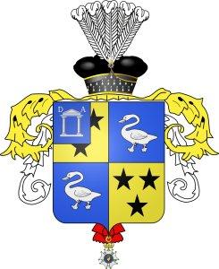 Blason-Louis-de-Brigode-neveu-Lenglart